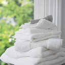 luxury bath towel from The White Company