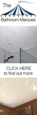 Bathroom ceilings - easy to install and no maintenance