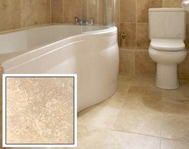 Bathroom Floor Tiles - Ceramic