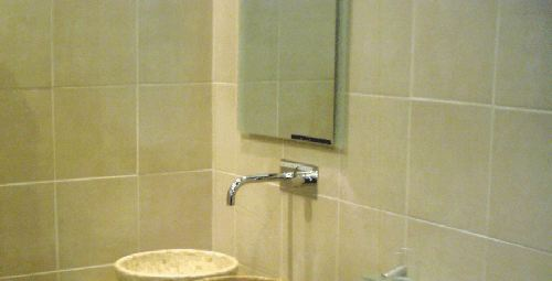 Creative Integral In Some Way To Every Bathroom  The Color Of The Tile Goes Straight Through If You Were To Chip This Tile, You Would Not Notice A Color Difference Like You Would In A Ceramic Tile Colorthrough Tiles Can Be Made To Look Like
