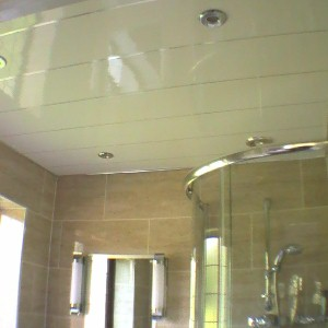 Bathroom Ceiling Panels - Wall Panelling from The Bathroom Marquee